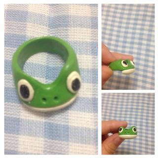 ◎カエル◎リング◎蛙◎フロッグ◎(リング(指輪))