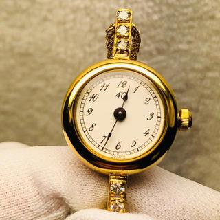 ヨンドシー(4℃)の美品 4℃ レディース 腕時計(腕時計)