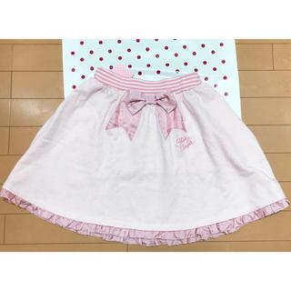 シャーリーテンプル(Shirley Temple)のクーポン利用可能 新品シャーリーテンプル スカート(スカート)