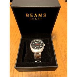 ビームス(BEAMS)のBEAMS クォーツ・アナログ腕時計 HEART(腕時計(アナログ))