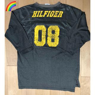 トミーヒルフィガー(TOMMY HILFIGER)の🌈HAWAII古着屋購入 希少 TOMMY HILFIGER Tee(Tシャツ/カットソー(七分/長袖))