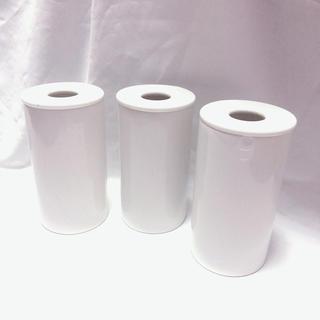 ムジルシリョウヒン(MUJI (無印良品))の無印良品 インテリアフレグランス 入れ物 容器 陶器 3つセット(アロマオイル)
