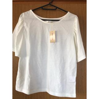 【未使用】mysty woman 白Tシャツ