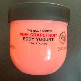 THE BODY SHOP - THE BODY SHOP ボディヨーグルト ピンクグレープフルーツ