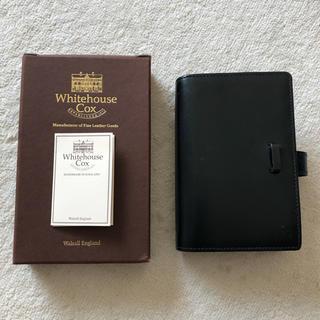 ホワイトハウスコックス(WHITEHOUSE COX)のホワイトハウスコックス システム手帳 ミニ6(手帳)