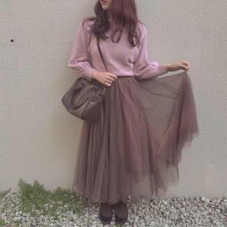 fifth - チュールロングスカート