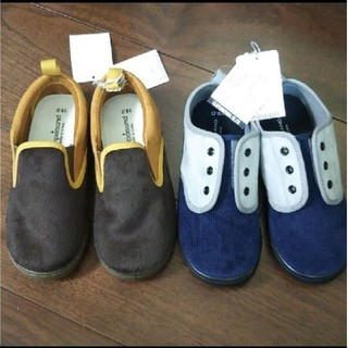 BREEZE - キッズ 靴  19センチ  新品