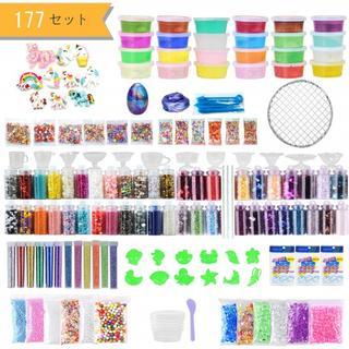 【感謝★特売】スライム キット 水晶粘土 ねんど DIY セット おもちゃ