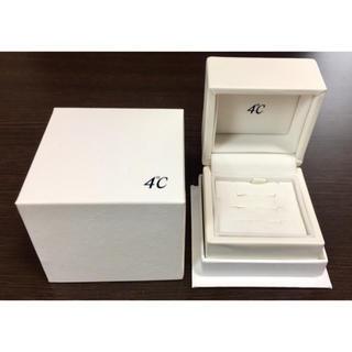 ヨンドシー(4℃)の4℃/ジュエリーボックス(小物入れ)