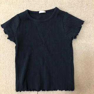 GU - 美品☆Tシャツカットソー110cm