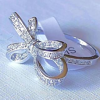 【13号:1点】 ribbon ring スターリングシルバー925リング(リング(指輪))