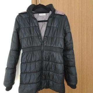 シマムラ(しまむら)の黒ダウンコート(ジャケット/上着)
