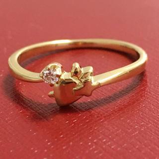 ミキモト(MIKIMOTO)のミキモト MIKIMOTO 御木本 ダイヤモンドリング リング 指輪 ダイヤ(リング(指輪))