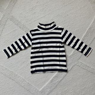 ムジルシリョウヒン(MUJI (無印良品))のボーダーTシャツ(その他)