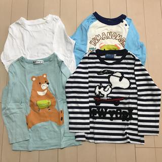 長Tシャツ 100センチ(Tシャツ/カットソー)
