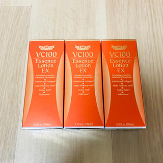 ドクターシーラボ(Dr.Ci Labo)の【新品】VC100エッセンスローションEX 150ml 3本(化粧水/ローション)