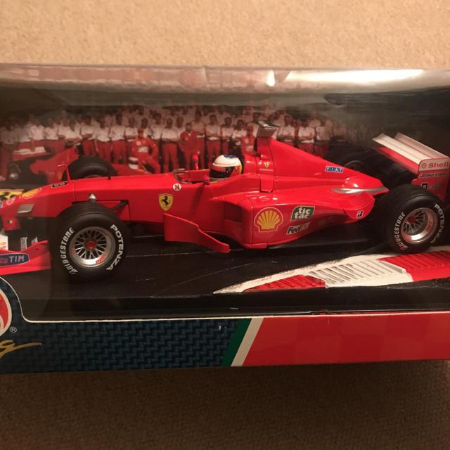 Ferrari(フェラーリ)の【送料込み】Hot wheels 1999 Ferrari F399 フェラーリ エンタメ/ホビーのおもちゃ/ぬいぐるみ(模型/プラモデル)の商品写真
