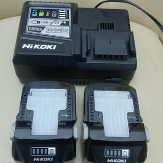 日立 - 【日立工機】BSL36A18 &UC18YDL バッテリー2個&急速充電器