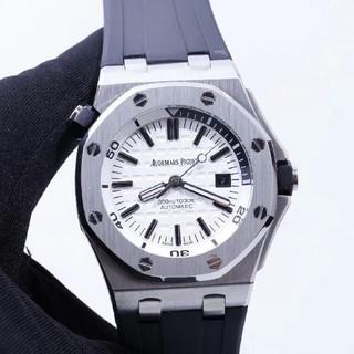 オーデマピゲ(AUDEMARS PIGUET)の新品 AP メンズ 自動巻き 腕時計(腕時計(アナログ))
