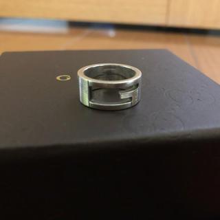 グッチ(Gucci)のGUCCI 指輪 シルバー925 Gリング(リング(指輪))