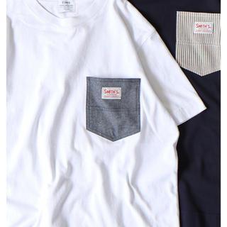 coen - 新品 未開封 コーエンポケットTシャツ