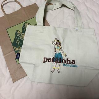 patagonia - 新品 ハワイ限定 パタゴニア パタロハ  トート ホノルル  エコバッグ