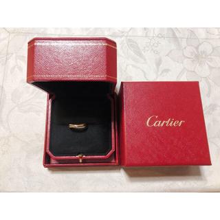 カルティエ(Cartier)のトリニティ リング スモールモデル(リング(指輪))