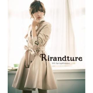 Rirandture - 《美品》15SS  ドレストレンチコート