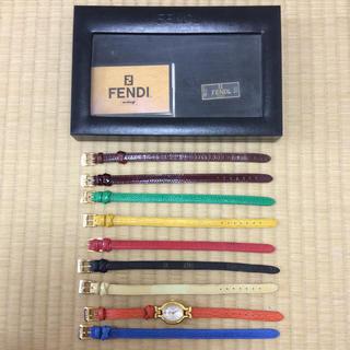 フェンディ(FENDI)のFENDI 腕時計(腕時計)