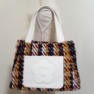MARY QUANT - MARY QUANT ハンドバッグ