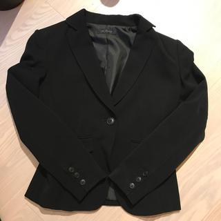 ニジュウサンク(23区)のSt.Field  黒 スーツ スカート(スーツ)