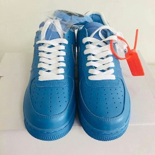 NIKE - OFF WHITE NIKE AIR FORCE 1 MCA