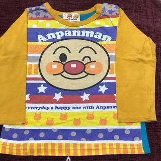 アンパンマン - アンパンマン 薄手 長袖Tシャツ  サイズ95