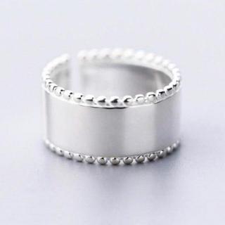 フリークスストア(FREAK'S STORE)の新品 シンプル シルバー 太め フィリップ リング 指輪(リング(指輪))