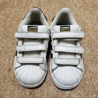 アディダス(adidas)のadidasスーパースター 13.5cm(スニーカー)