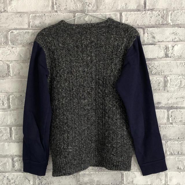 RAGEBLUE(レイジブルー)のレイジブルー ニット M メンズのトップス(ニット/セーター)の商品写真