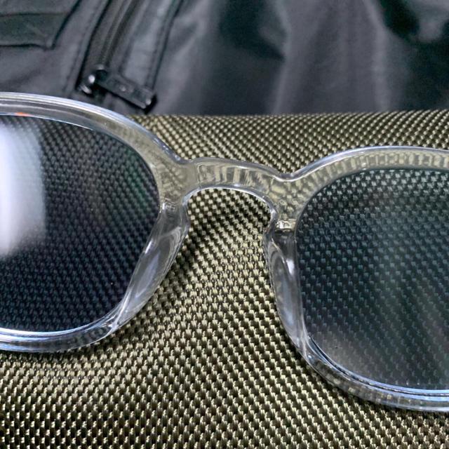Supreme(シュプリーム)のサングラス  クリア ブルーレンズ モスコット シュプリーム好きに メンズのファッション小物(サングラス/メガネ)の商品写真