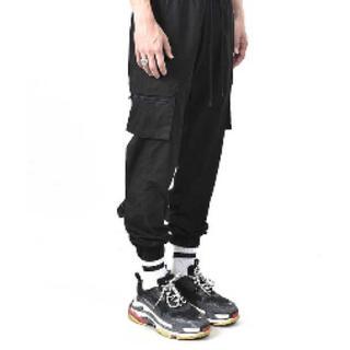 オフホワイト(OFF-WHITE)のcray tokyo nylon cargo pants カーゴパンツ(ワークパンツ/カーゴパンツ)