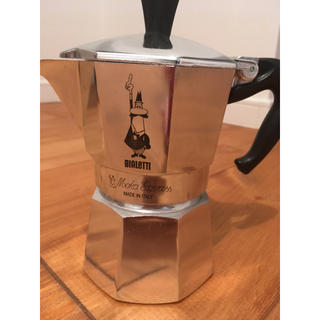 カリタ(CARITA)のBIALETTI moka express(コーヒーメーカー)