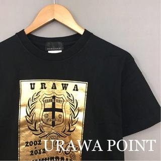 【美品 】浦和ポイント URAWA POINT 10周年 浦和レッズ Tシャツ(Tシャツ/カットソー(半袖/袖なし))