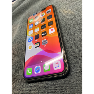 iPhone - iPhone X 256GB スペースグレイ SIMフリー