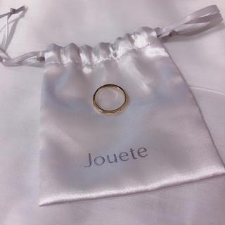 Jouete/プチダイヤリング(リング(指輪))