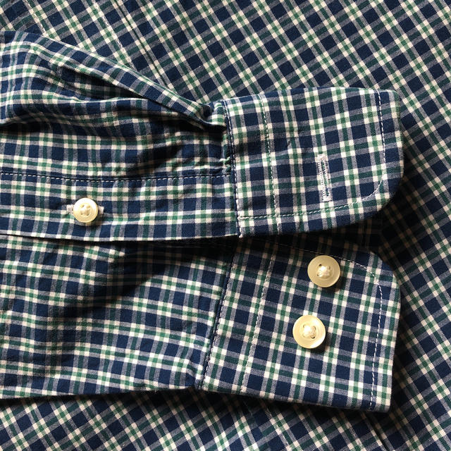 GAP(ギャップ)のGAP  青  シャツ  XS  メンズ メンズのトップス(シャツ)の商品写真