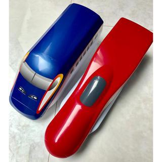 ジェイアール(JR)の新幹線型お弁当箱(こまち、つばさ)(弁当用品)