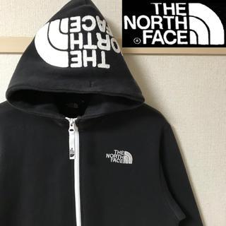 THE NORTH FACE - NORTH FACE ノースフェイス リアビュー フルジップ スウェットパーカー