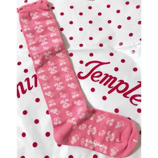シャーリーテンプル(Shirley Temple)の新品シャーリーテンプル ニーハイソックス セット(靴下/タイツ)
