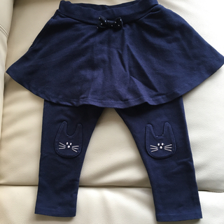 kladskap - クレードスコープ スカート付きパンツ