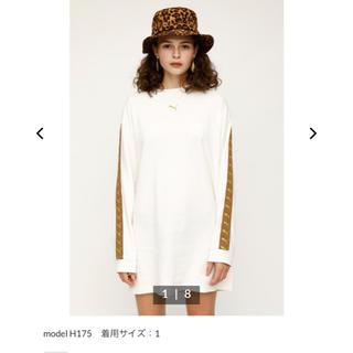 SLY - SLY×PUMAコラボ ロングTシャツ
