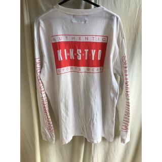 kiks tyo ロンT(Tシャツ/カットソー(七分/長袖))
