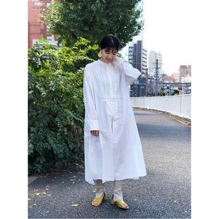 TODAYFUL - Pintuck Shirts Dress
